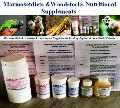 Marmosets Monkeys & Reptiles Essential Oily & Powdered vitamin D3