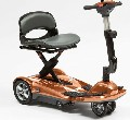 Buy Drive Dual Wheel Automatic Folding Mobility Scooter