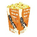 Buy Custom Popcorn Boxes in Any Design with Free Design Support