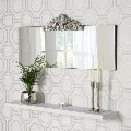 Buy gold sunburst mirror at Affordable Rates in UK at Amor Decor