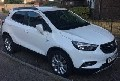 2017 VAUXHALL MOKKA X ELITE S/S 1.6 Petrol manual