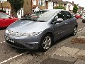 Honda CIVIC i-CTDI SE, 2008 (08 plate), Manual, Air-Con, 5 door