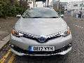 Toyota Auris Estate Excel TSS Hybrid Silver for sale